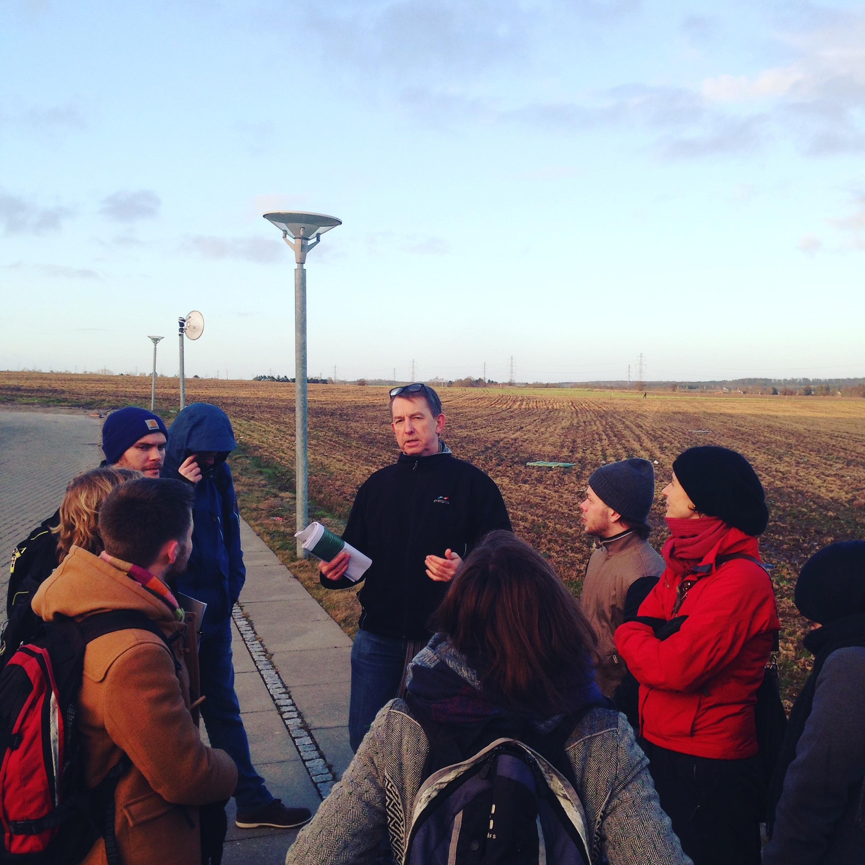 Henrik Wolfhagen Fortæller Om Byudviklingsområdet Og Kommunens Høje Ambitioner For Bæredygtighed Og Borgerinddragelse I Den Nye Bydel